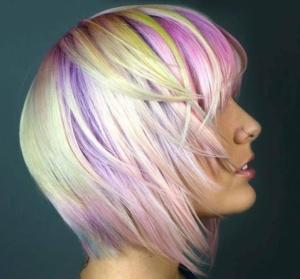 parrucchieri terni tagli bob multicolore 2016